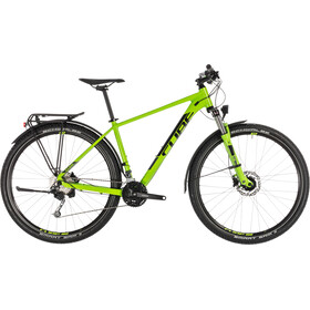 Cube Aim SL Allroad MTB Hardtail green